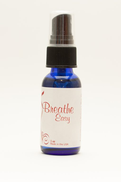 Aromatherapy Natures Way Breathe Easy